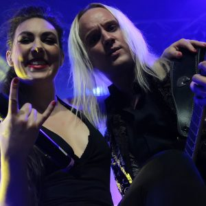 Amaranthe – Sonic Syndicate – Smash Into Pieces – Barba Negra Music Club – 2016.11.15.