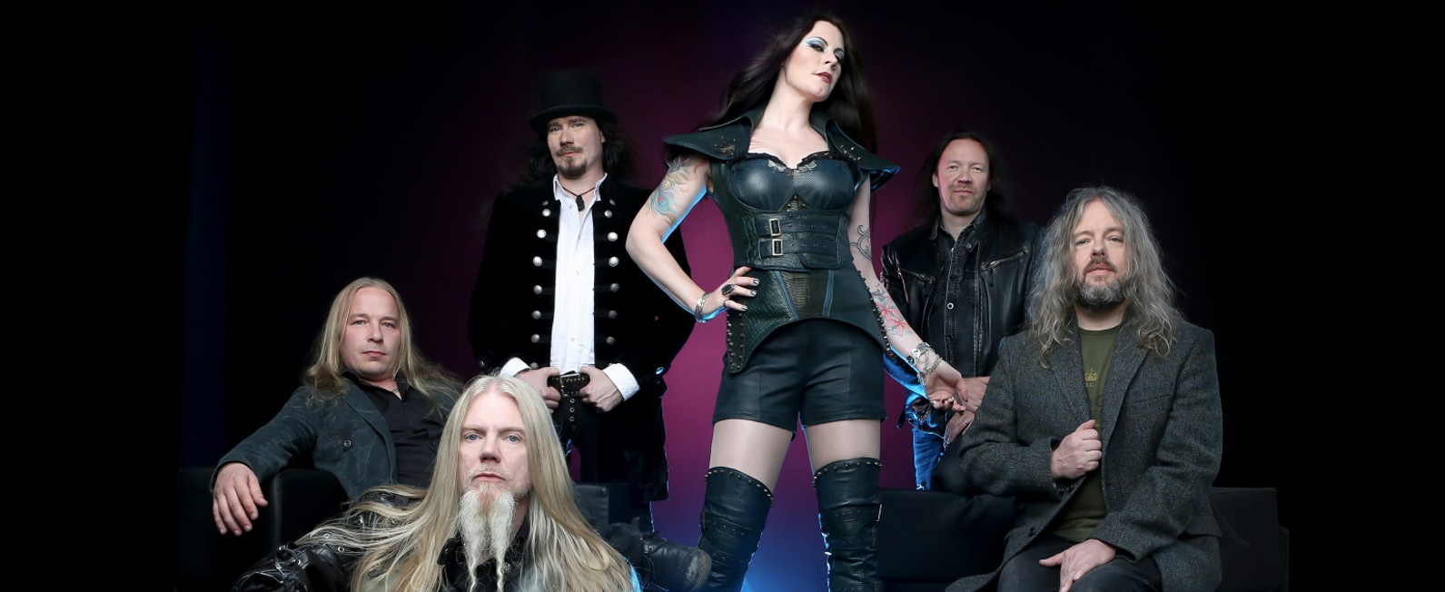 NIGHTWISH 2018 by Tim Tronckoe crop