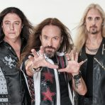 Hammerfall – Armored Dawn – Rebuilt to tour '18